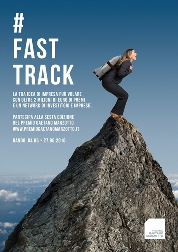 Fast Track - sesta edizione del Premio Gaetano Marzotto