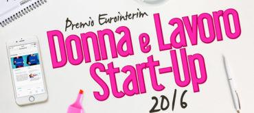 Donna e Lavoro StartUp 2016