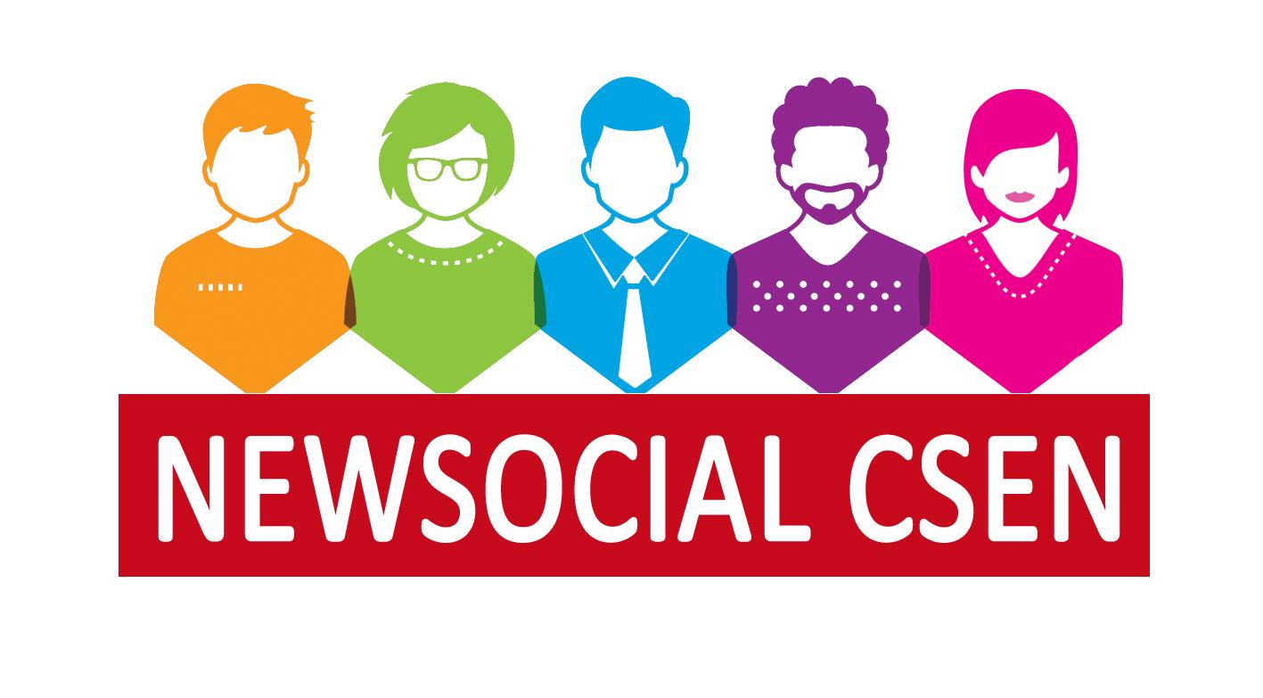 NEWSOCIALCSEN - Bando per 100 operatori del settore sportivo, educativo, sociale, sociosanitario