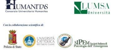 Il Convegno alla Lumsa - Psicologia, Ordine pubblico ed Emergenze collettive