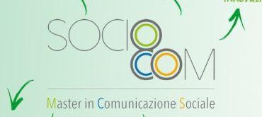 Sociocom - Master in Comunicazione sociale della Scuola IaD dell'Università Roma Tor Vergata