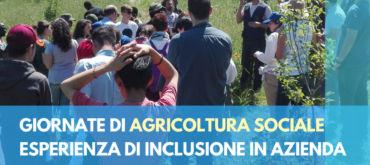 agricoltura sociale è inclusione socio-lavorativa