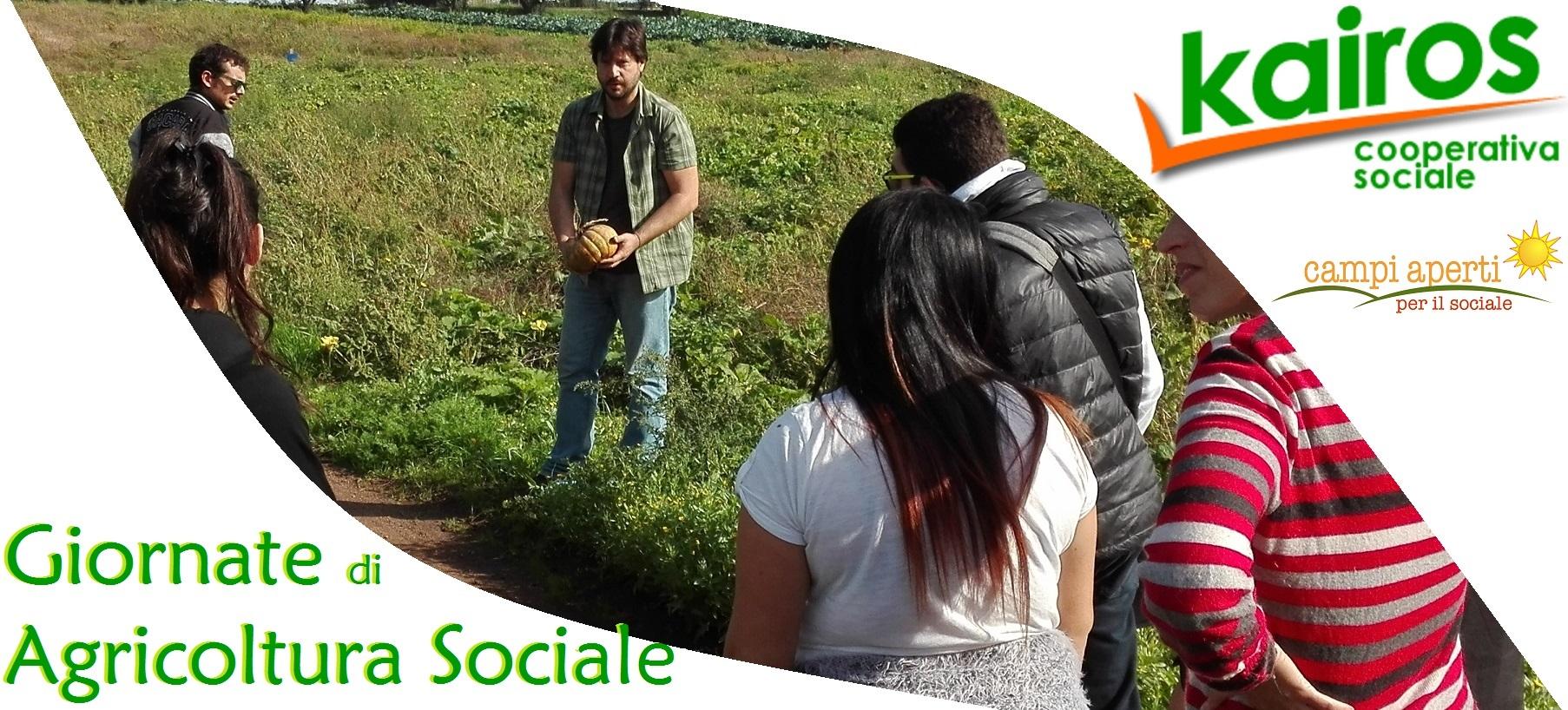 Le Giornate di Agricoltura Sociale della Cooperativa Kairos