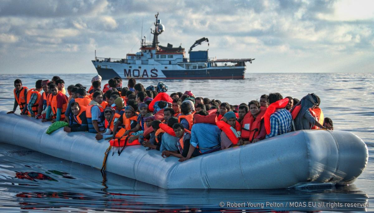 Le ONG rispondono all'onorevole Di Maio