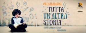 Tutta un'altra storia: contest letterario di Con i Bambini sulla povertà educativa