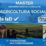 Master in Agricoltura Sociale: il bando 2019