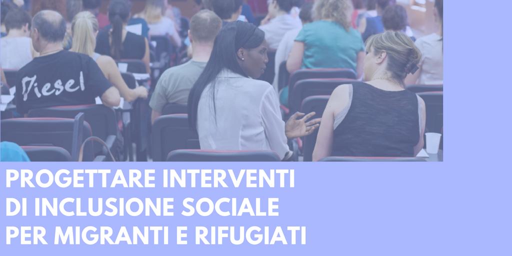 Seminario Progettare inclusione sociale per migranti e rifugiati
