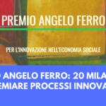 Premio Angelo Ferro, istituito da Banca Prossima e Cassa di Risparmio del Veneto