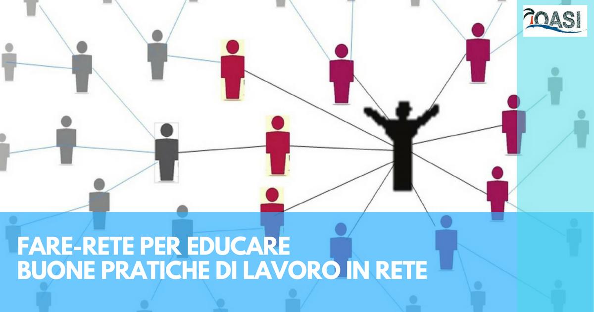 Fare Rete per educare. Il Libro di Vittorio Pieroni e Antonia Santos Firmino