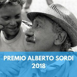 Il Premio Alberto Sordi 2018 a chi si occupa di assistenza agli anziani