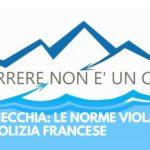 Bardonecchia - Blitz dei gendarmi francesi. Le norme violate secondo l'ASGI