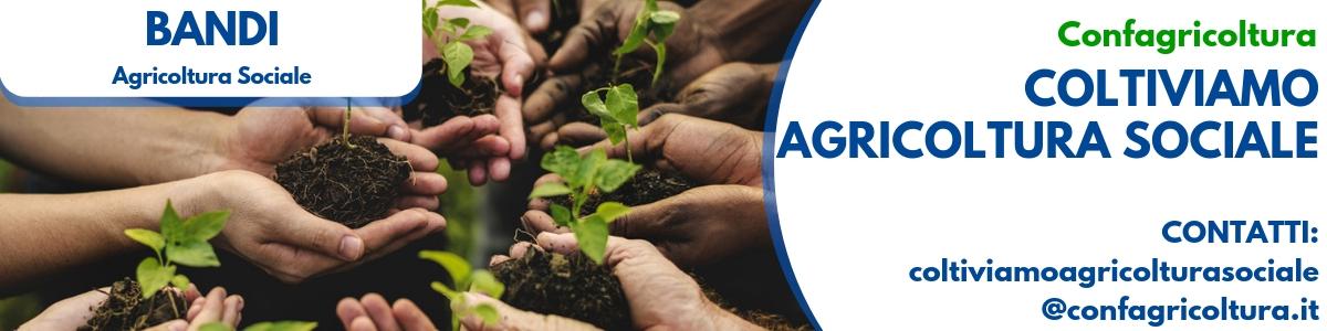 Coltiviamo agricoltura sociale 2019