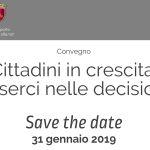 Save the Date 31 gennaio