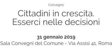 Convegno del 31 gennaio a Roma