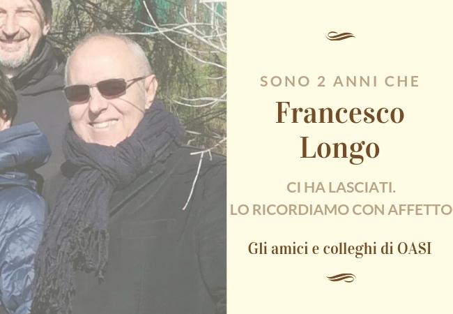 In ricordo di Francesco Longo