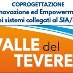 Coprogettazione attività collegate a SIA e REI con il consorzio Valle del Tevere
