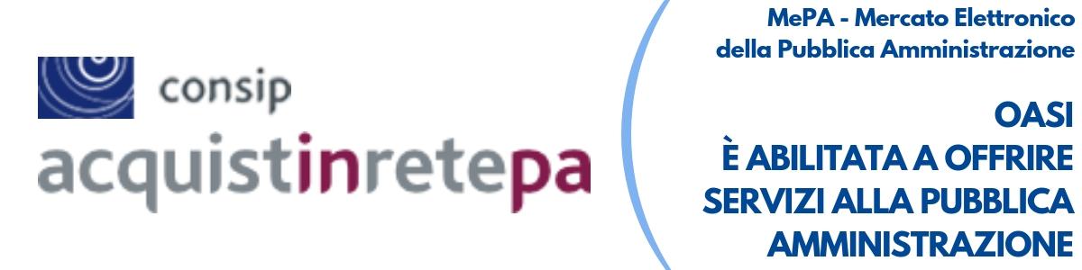 Elenco fornitori iscritti al MePA