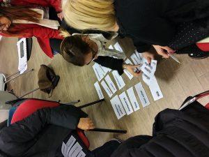 Esercitazione dei partecipanti