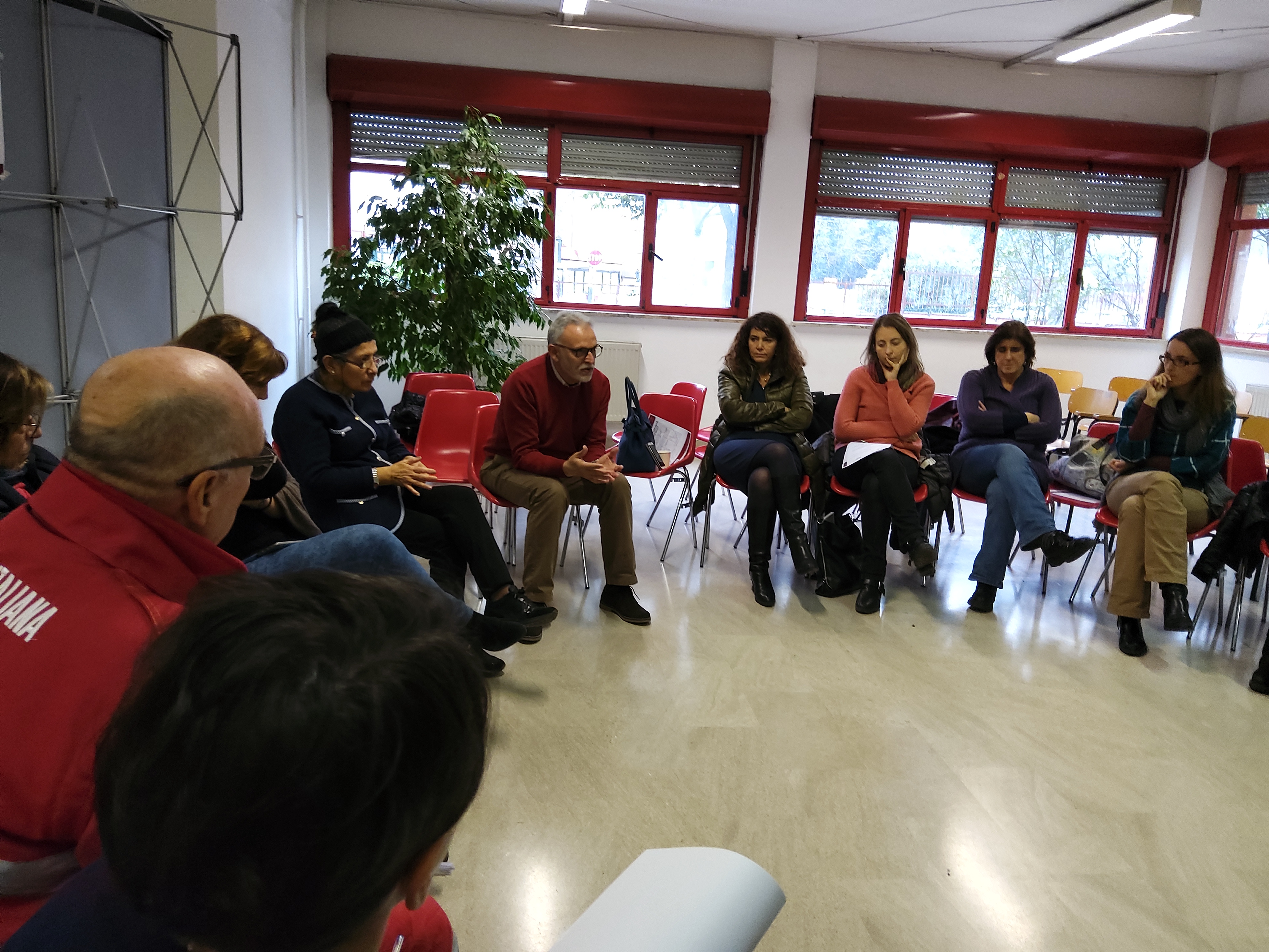 Focus grup Piano sociale Municipio XV
